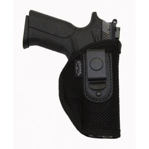 Holster For IWB Concealed Carry with steel clip