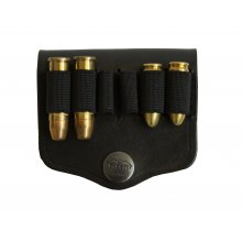 Leather Cartridge Holder