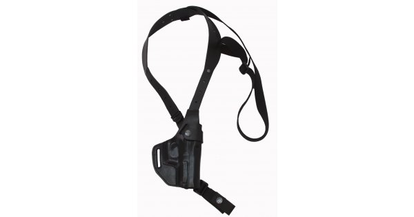 Three Angle Leather Shoulder Holster Falco