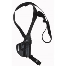 Three Angle Leather Shoulder Holster