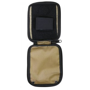 BELT POUCH FOR CONCEALED GUN CARRY WITH PADDLE