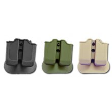 Double Magazine Pouch for Glock 20/21/30...