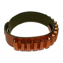 Shotgun ammunition belt