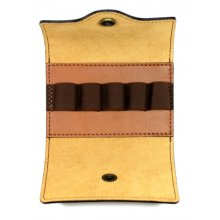 Leather Shotgun Cartridge Pouch