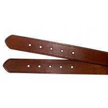 Leather Duty Belt, 1.6 inch