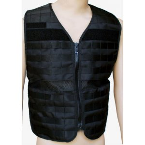 Comfortable Tactical Vest with MOLLE