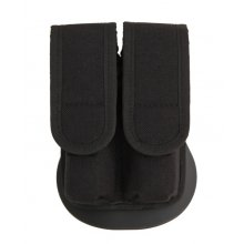 Closed Double Magazine Pouch with Paddle