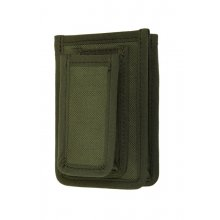 Self Holding Rifle and Handgun Magazines Pouch