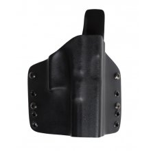 Kydex Belt Holster Insulared with Leather