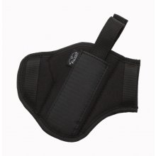 Comfortable Nylon Belt Holster, Closed Muzzle