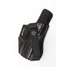 Leather Canted Tuckable Concealed Carry Holster