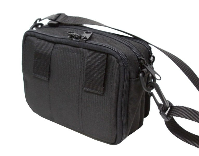89eb7919526 Small Shoulder Bag With Concealed Gun Holster
