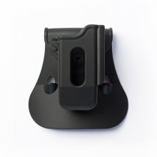 Single Magazine Pouch for Glock, Beretta... - Left Handed