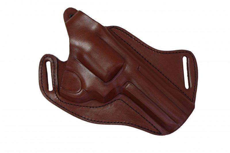 Cross Draw Leather Gun Holster | Falco