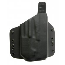 KYDEX BELT HOLSTER FOR GUN WITH TACTICAL LIGHT