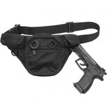 Fanny Pack With Concealed Gun Holster