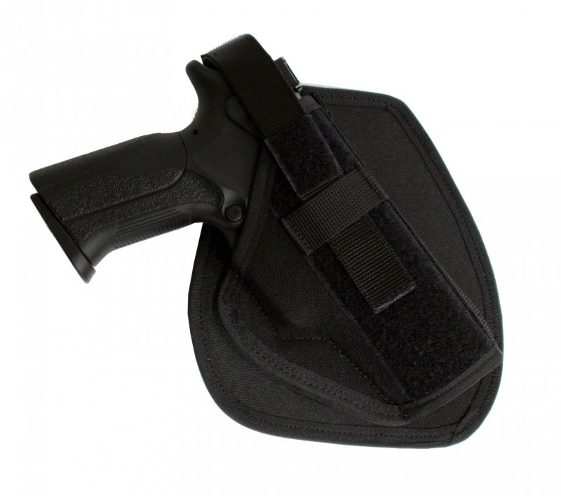 Gun Holster with Molle System