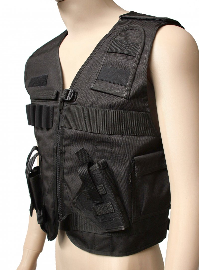 Fully Equipped Tactical Vest