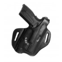 Belt Holster for Gun with Light