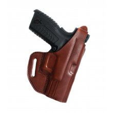 Universal Leather Belt Gun Holster