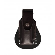 Leather Magazine Pouch with Paddle