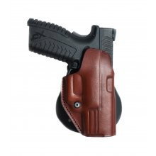 Leather Holster with Paddle