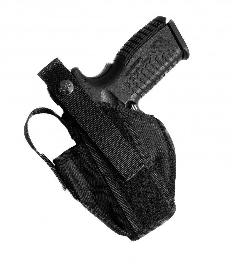 Extra Mag Nylon Belt Gun Holster Falco