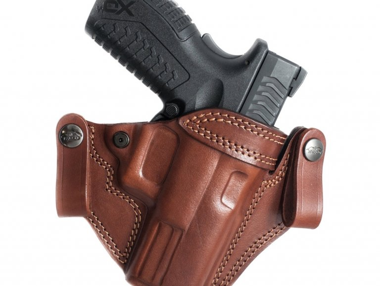 What types of gun holsters we produce