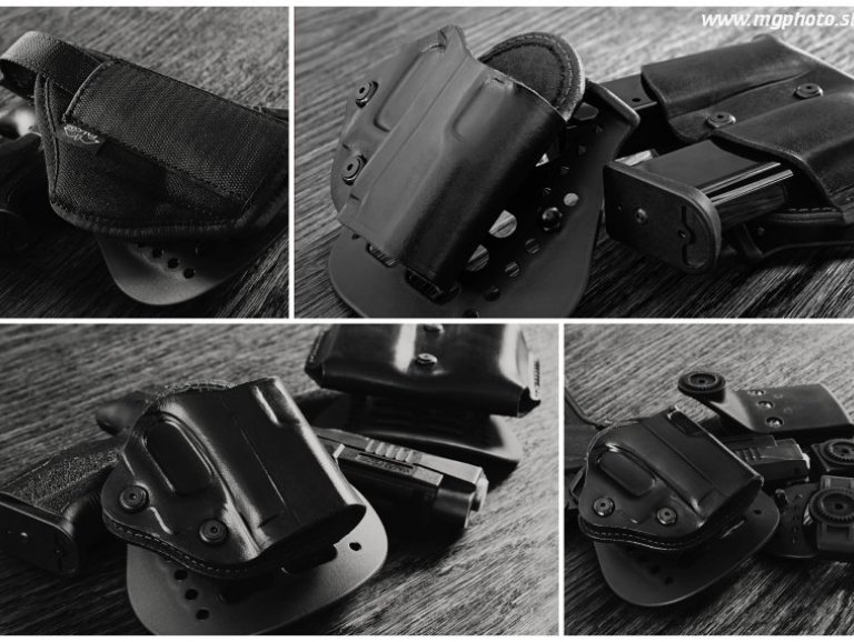 What are specifics of FALCO gun holsters