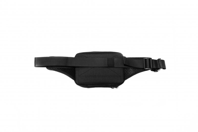Simple fanny pack for concealed gun carry