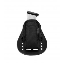 Open Top Nylon Magazine Pouch with Paddle