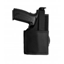 Universal Nylon Holster with Paddle for Gun with Laser/Light