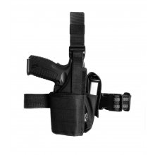 Nylon Tactical Holster For Pistol With Light/Laser