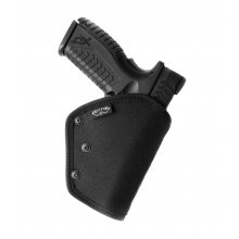 Falco Plastic Gun Holster with Security Lock
