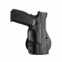 Kydex Belt Holster with Paddle