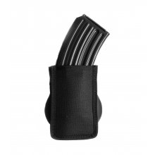 Nylon Rifle Magazine Pouch with Paddle