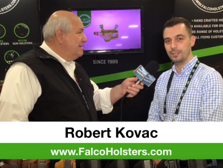 Interview with CEO of Falco Holsters