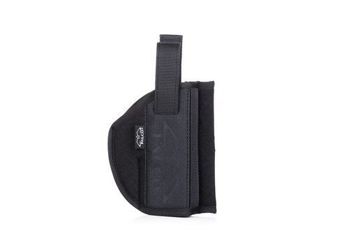 Two position nylon OWB holster