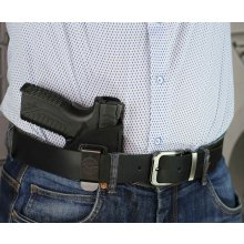 Comfortable nylon IWB holster