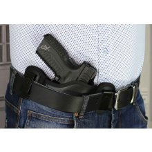 Stable easy on IWB nylon holster