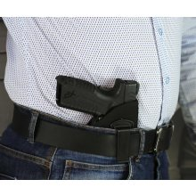 Nylon holster for concealed carry