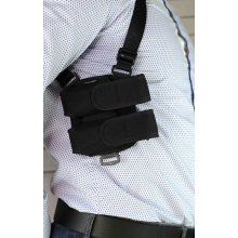 Nylon counterbalance for 2 mags for shoulder harness