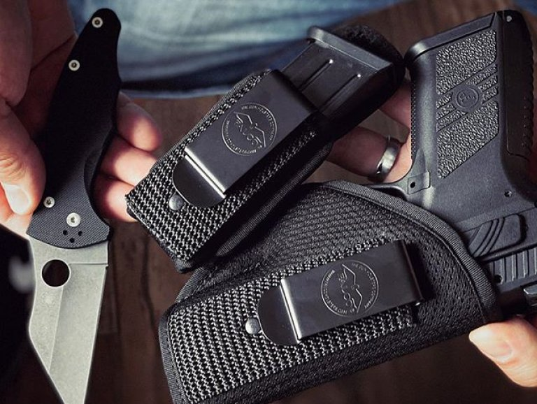 How to CCW in a holster