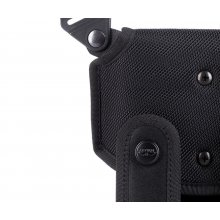 Double magazine nylon pouch for shoudler system