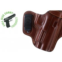 Stable easy on IWB leather holster