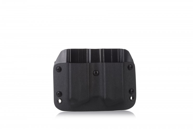 DOUBLE OWB KYDEX MAGAZINE POUCH -VERTICAL