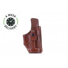 Timeless tuckable IWB leather holster