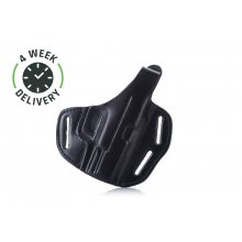 Timeless two-positions OWB leather holster