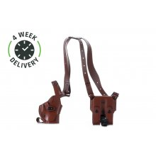 Timeless roto-shoulder holster with counterbalance