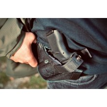 Comfortable nylon OWB holster